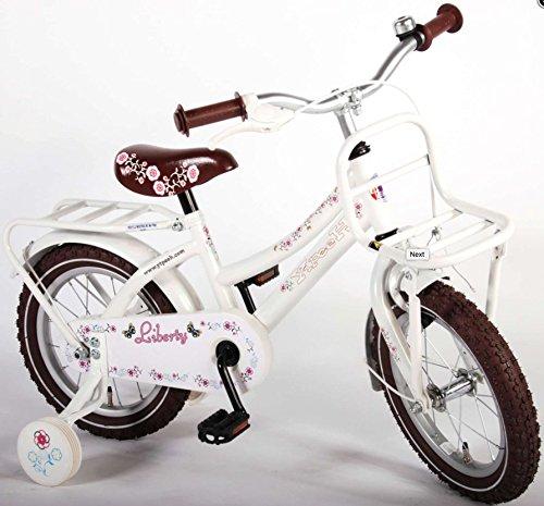 14-Zoll-Qualitts-Kinderfahrrad-Holland-Style-Mdchenfahrrad-Kinder-Fahrrad-21428