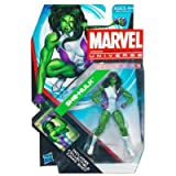 Hasbro She Hulk Marvel Universe Action Figure