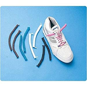 Amazon.com: Spyrolaces Spiral Shoelace Solution/Who Lack ...