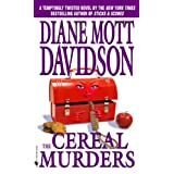 The Cereal Murders (Goldy Culinary Mysteries, Book 3) ~ Diane Mott Davidson
