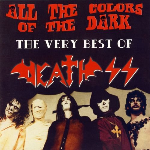 ALL THE COLORS OF THE DARK - THE VERY BEST OF