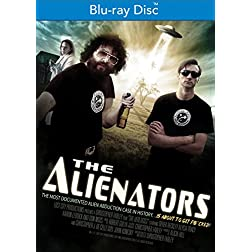 Alienators, The [Blu-ray]