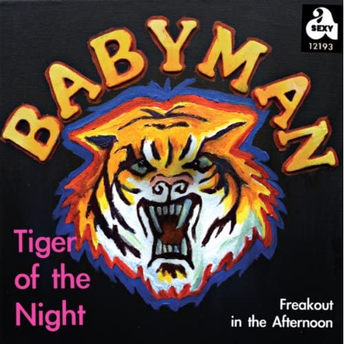 Tiger-of-the-Night-Analog-Babyman-LP-Record