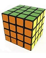 Cube Magique 4x4 - noir - Cubikon Lucky Lion