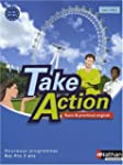 Anglais Bac pro Take Action : A2-B1