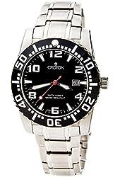 Croton Men's Watch AQUAMATIC CA301048SSBK