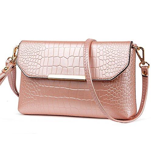 lorili-damen-tasche-rosa-rose-grosse-one-size