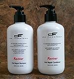 #8: De Fabulous Shampoo and Conditioner Reviver Set Sulfate Free for Keratin Treatment 8oz