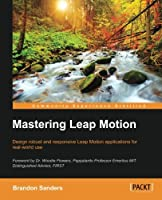 Mastering Leap Motion Front Cover