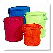 Redmon Bongo Buckets - Collapsible Laundry Baskets
