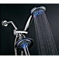 DreamSpa 3-Way LED Twin Shower System