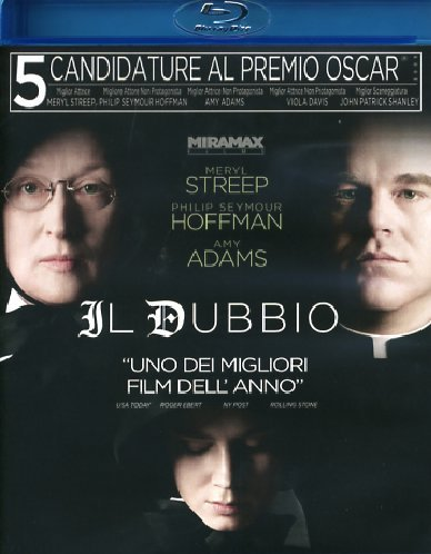 Il dubbio [Blu-ray] [IT Import]