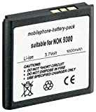 Wentronic 78199-GB Replacement Battery for Nokia 9300/3250