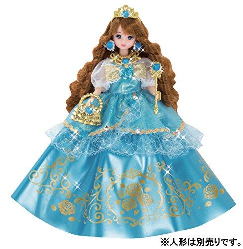 リカちゃん ドレス ゆめみるお姫さまリカちゃん ブルーサファイアドレス