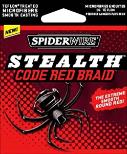 Spiderwire 125 YD. Filler Spools