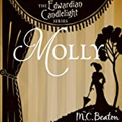 Molly: Edwardian Candlelight, Book 2 | [M. C. Beaton]