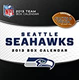 Seattle Seahawks 2013 Daily Box Calendar 5.375&quot; X 5.25&quot; at Amazon.com