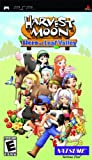 Harvest Moon Hero of Leaf Valley (PSP)