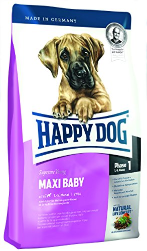 Happy Dog Hundefutter 3424 Young Maxi Baby 29 4 kg