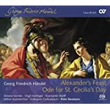 Georg Friedrich Händel: Alexander's Feast HWV 75 / Ode for St.Cecilia's Day HWV 76