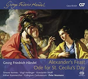 Alexander S Feast/Ode for St. Cecil