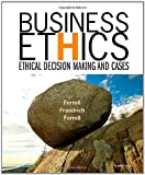 img - for Business Ethics: Ethical Decision Making and Cases book / textbook / text book