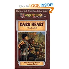 Dark Heart: The Meetings Sextet, Volume III by Tina Daniell
