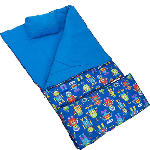 Olive Kids Robots Original Sleeping Bag