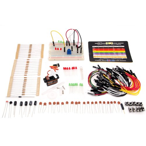 Docooler Sidekick Basic Starter Kit For Arduino Beginners Diy Electronic Components Refresher