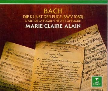 Die Kunst der Fuge: BWV 1080 / J.S. Bach
