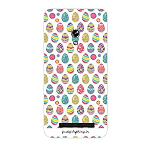 Designer Phone Covers - Asus Zenfone 5-easteregss pattern