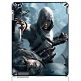 Assassin's Creed Hard Protection Cover Case for iPad 2/4/The New iPad 3 iMCA-CP-2092 Apple i Pad Tablet PC Housing