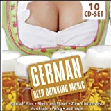 echange, troc Various Artists - German Beerdrinking Music