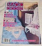 Magic Crochet Magazine June 1990 Number 66