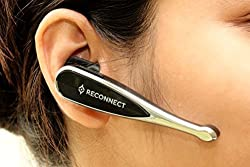 Reconnect Bluetooth Mono Headset Dual: Make Mono Headset a Stereo Headset, Designed for Comfort, Good Quality Battery