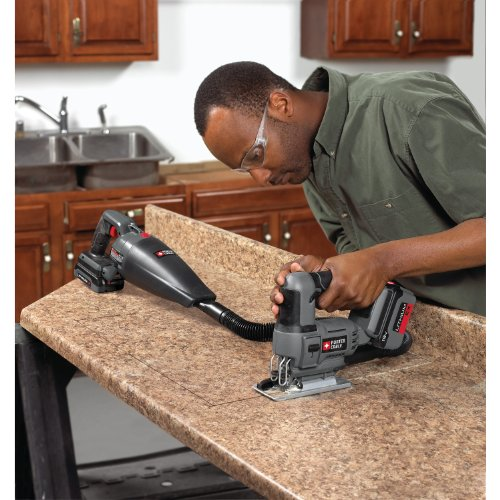 Bare-Tool Porter-Cable PC18JS 18-Volt Cordless Jig Saw (Tool Only, No Battery)