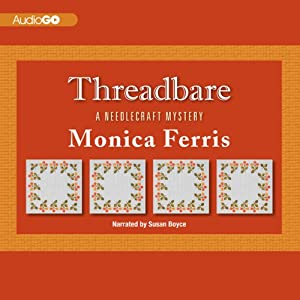 Threadbare: A Needlecraft Mystery | [Monica Ferris]
