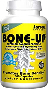 Jarrow Formulas - Bone-up, 360 ct (Pack of 6)