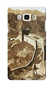 CimaCase Great Wall Of China Designer 3D Printed Case Cover For Samsung Galaxy J7 2016