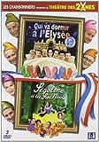 echange, troc Segolene et les sept nains - qui va dormir a l'elysee? - 2 DVD