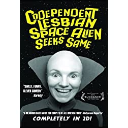 Codependent Lesbian Space Alien Seeks Same (Special Edition DVD)
