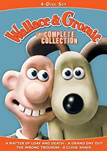 Wallace & Gromit: The Complete Collection [DVD]