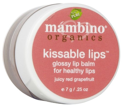 Mambino Organics Kissable Lips Balm