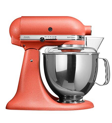 KitchenAid Classic Artisan 5KSM150PSBCD 300-Watt Tilt-Head Stand Mixer (Terracotta)