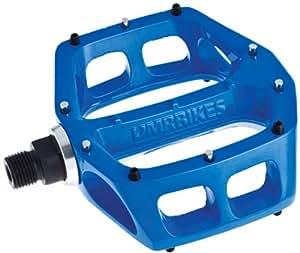 DMR V8 Pedal 115 x 95 x 25 mm blue blue Size:115mm x 95mm x 25mm