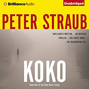 Koko: Blue Rose Trilogy, Book 1 | [Peter Straub]