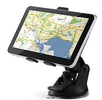 GPS and Navigation-Equipment