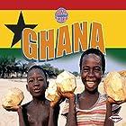 Ghana Hörbuch von Lyn Larson Gesprochen von:  Intuitive