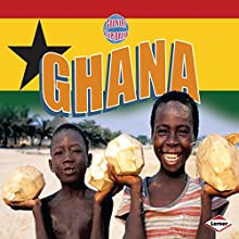 Ghana Audiobook by Lyn Larson Narrated by  Intuitive