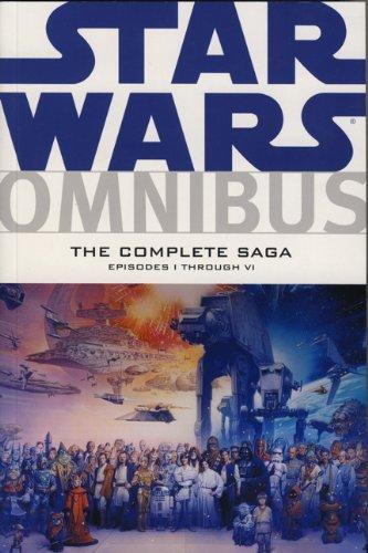 Star Wars Omnibus - Episodes I-VI  The Complete Saga